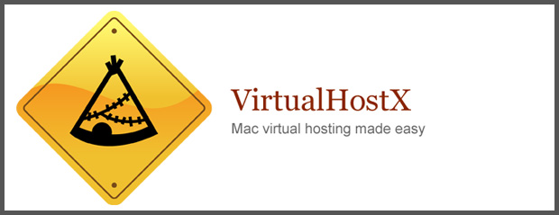 VirtualHostX - Mac Virtual Hosting Made Easy